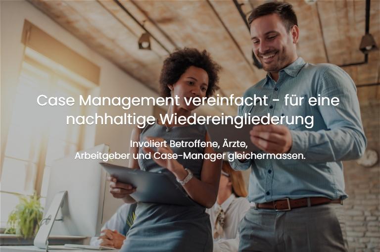 Case Management vereinfacht